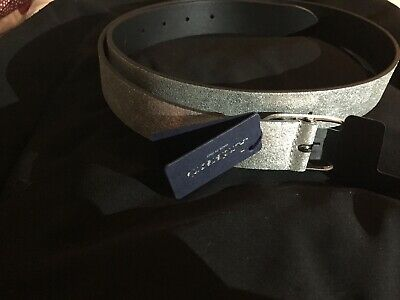 Andersons Glittery Silver Belt Brand New Size 85  • 21£