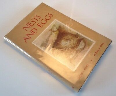 £39.99 • Buy Nests And Eggs, 48 Colour Plates, Vintage, Bird Watchers, Ornithology