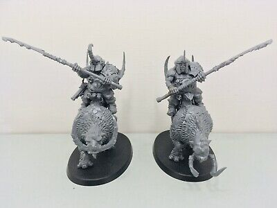Warhammer Age Of Sigmar Ogors Mournfang Cavalry • 18.95£