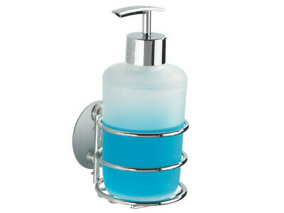 Set Turbo-Loc Liquid Soap Holder And Dispenser + Toothbrush Container, Wenko • 23.79£