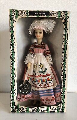 Vintage 1960s Rexard Miss Brittany Doll Rare Has The Original Older Tag On Arm • 9.25£