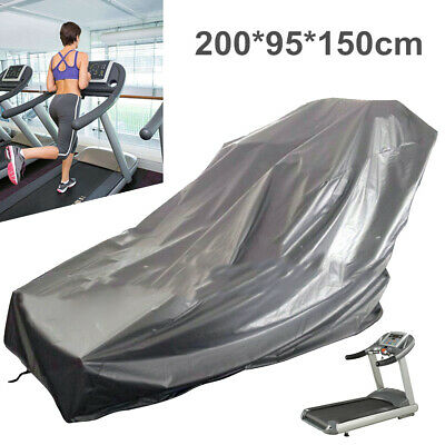 AU37.13 • Buy Treadmill Cover Folding Running Machine Protective Dustproof Water Weatherproof
