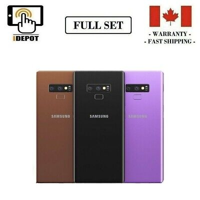 $ CDN549 • Buy Samsung Galaxy Note9 - Factory Unlocked - 128, 256 GB