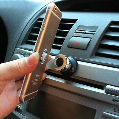 $4.01 • Buy 360° Car Sticky Magnetic Stand Holder Mount Accessory For Mobile Phone GPS BT