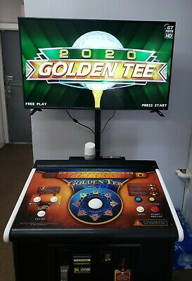 $3000 • Buy Golden Tee 2020 Home Ed Live With Wireless - Delivery Available