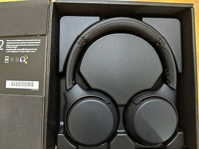 View Details Sony WH-XB700 Wireless On-Ear Headphones - Black Genuine , Open But Never Used • 73.00£
