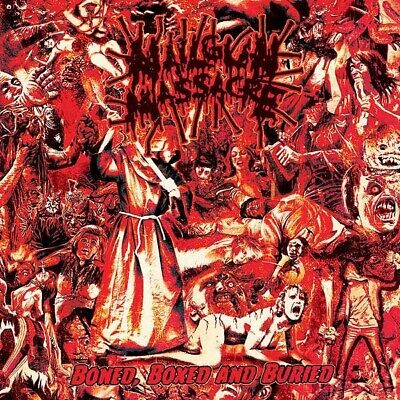 Nailgun Massacre - Boned, Boxed And Buried - CD - XM168CD - NEW • 13.72£