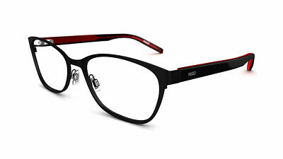 Hugo Boss HG 11 54mm 30766853 145 Vision FRAMES Optical Glasses Womens Black Red • 37£