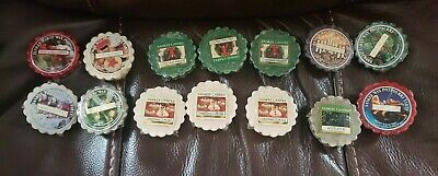 Yankee Candle Wax Tarts Potpourri Lot Of 14 Holiday Scents  • 18.52£