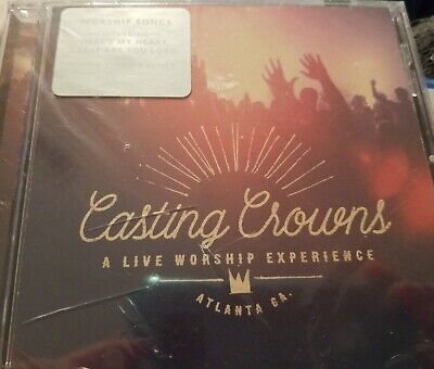 $9 • Buy A  Live Worship Experience By Casting Crowns (CD, Nov-2015, Beach Street)