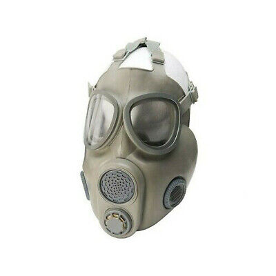 $49.95 • Buy M10 Gas Mask - Military Gas Mask With Filters - Biological & Chemical Mask- NEW