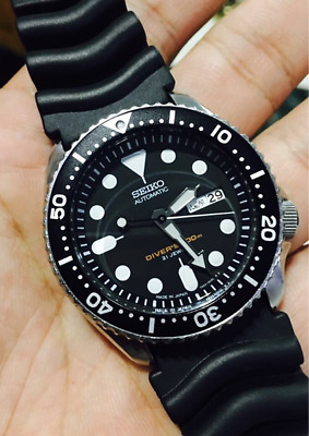 $ CDN401.79 • Buy Seiko Diver's Automatic Black Dial Men's 200 Meter SKX007J New Without Tags