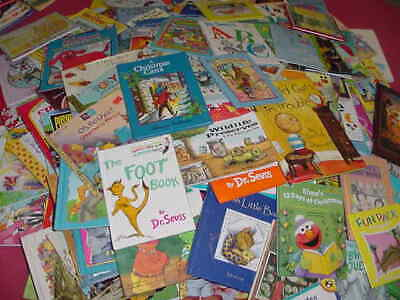 $9.49 • Buy Lot Of 10 Children's Books - Classics Picture Fairy Tale Popular Characters MORE