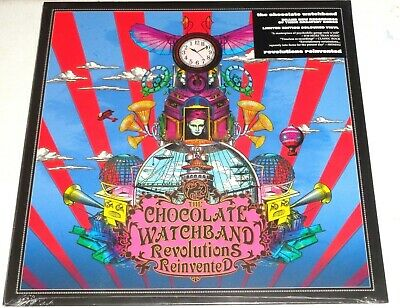 THE CHOCOLATE WATCHBAND Revolutions Reinvented NEW/Sealed LP Coloured Vinyl • 14.99£