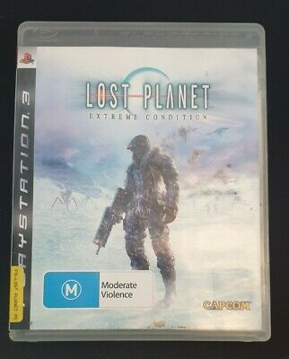 AU19.99 • Buy Lost Planet Extreme Condition (Sony PlayStation 3, PS3) PAL Complete