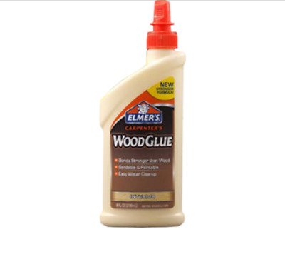 AU22.60 • Buy Elmers E7010 8 Oz. Carpenters Wood Glue Lot Of 3