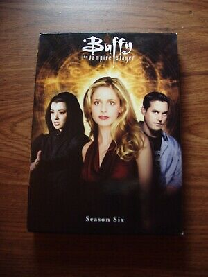 $9.99 • Buy Buffy The Vampire Slayer Season 6  Dvd Slim  Set