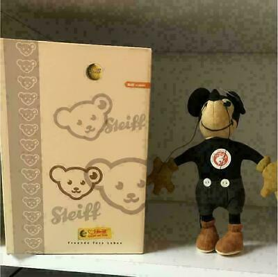 $557.44 • Buy Steiff Limited Japan Only 1000 OLD Design Mickey Mouse Plush Toy Rare New