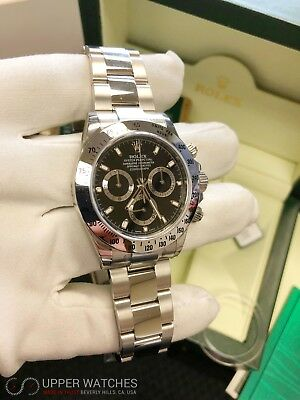 $ CDN56940.55 • Buy ROLEX 116520 Daytona BOX And PAPERS BRAND NEW UNWORN New OLD STOCK Plastic
