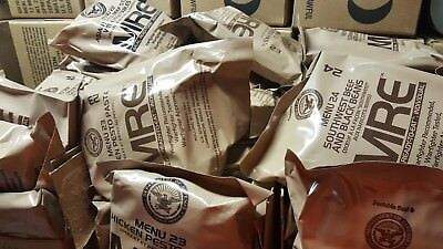 $24.99 • Buy New 2020 MRE Meals US MILITARY MEALS READY TO EAT You Pick Meal. Survival Food