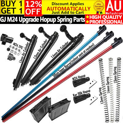 AU11.99 • Buy GJ M24 Upgrade Parts Spring Hopup Pull Bolt T-piece GangJiang Sniper Gel Blaster