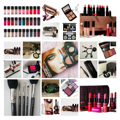 MAC Gift Sets - Make Up, Brushes, Bags, Lipstick, Lipgloss, Nail Lacquer CHOOSE • 19.99£