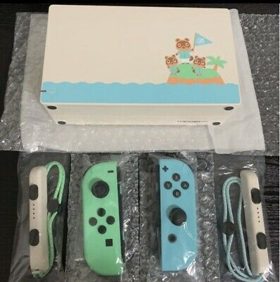AU291.31 • Buy Nintendo Switch Animal Crossing  Only  Joy-Con  And  Dock  NO Console NO Box