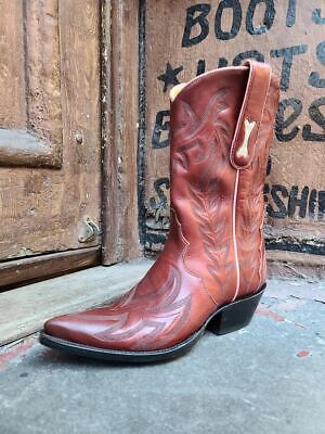 £532.39 • Buy Brand New Liberty Boot Co. Handmade Lil Red Devil