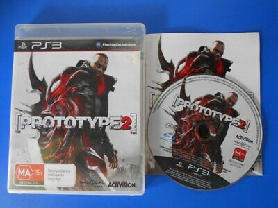 AU12 • Buy Prototype 2 - Sony PS3 PlayStation Three Games PAL