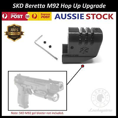 AU24.99 • Buy SKD Beretta M92 Hop Up Upgrade Attachment 3D Printed Gel Blaster Parts AU STOCK