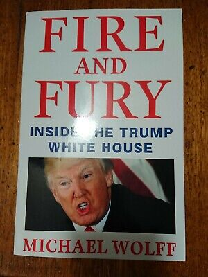 AU19.99 • Buy Fire And Fury: Inside The Trump White House - Michael Wolff - Paperback