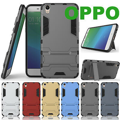AU8.99 • Buy OPPO AX7 5 3s 57 73 R17 15 11 9s Plus F1S Hybrid Shockproof HeavyDuty Phone Case