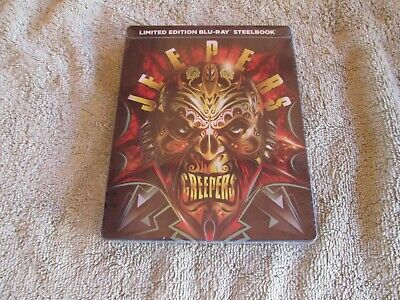 $43 • Buy Jeepers Creepers (Blu-ray). Best Buy Exclusive Steelbook. Brand New. Mint.