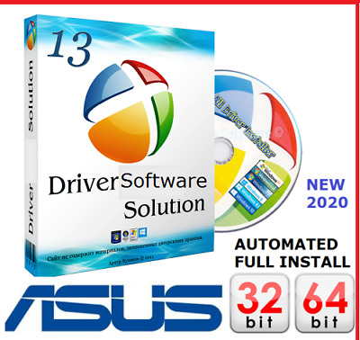 ASUS WINDOWS DRIVERS DISC DVD PC & Laptop Recovery|Restore| XP|Vista|7|8| 10 UK • 1.89£