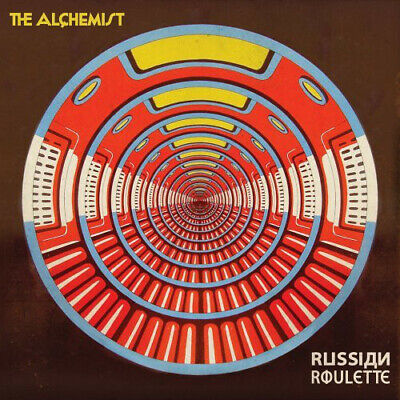 The Alchemist – Russian Roulette CD NEW & Sealed Decon • 2.99£