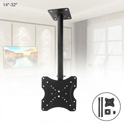 $32.80 • Buy Universal 25KG Adjustable TV Flat Panel Wall Hanger Support 360 Degrees Rotation