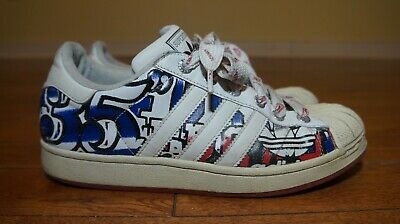 $ CDN49.99 • Buy Adidas Superstar 35th Anniversary Graphic Shoes (2004). Men's Size 9 (#133626)