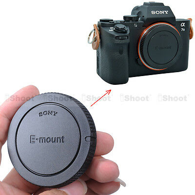 $ CDN2.86 • Buy Finely-made Body Cover Cap For Sony E-mount Micro SLR Camera A6000 A5100 A5000