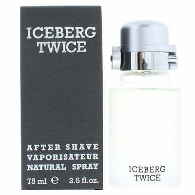 Iceberg Twice Homme After Shave Lotion 75ml • 13.39£