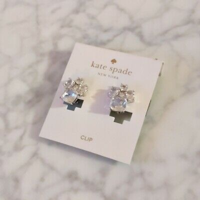 $ CDN50 • Buy Kate Spade  Make Me Blush  Clip Ons Earrings, C $68