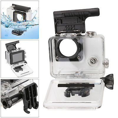 $ CDN14.71 • Buy Waterproof HD Dive Protect For Case GoPro Hero 3 Hero 3+ Hero 4 Black UK