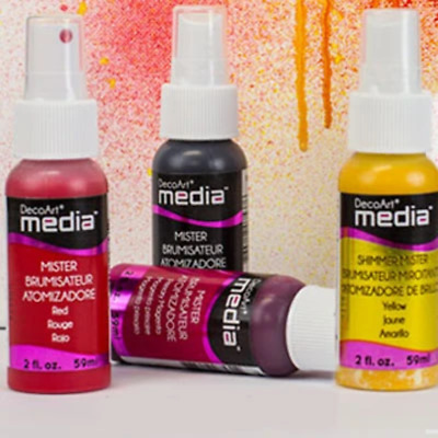 DecoArt Media Acrylic Mister - 2oz • 4.50£