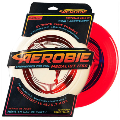 Aerobie Medalist 175g Frisbee (10.63  Flying Disc) • 14.94£