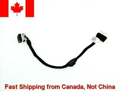 $ CDN8.98 • Buy Dell 784VK Alienware 15 R1 R2 15R1 15R2 New DC In Power Jack Charging Port Cable