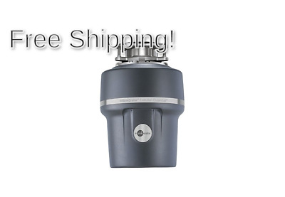 $374.12 • Buy InSinkErator Garbage Disposal + Air Switch + Cord, Evolution Essential XTR, 3...