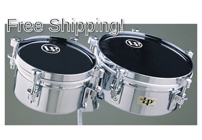 $254.18 • Buy Lp Lp845-K Mini Timbale Set With Clamp