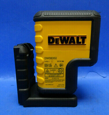 $67.99 • Buy DeWALT DW08302 100-Foot 3-Spot Locking Pendulum Red Beam Laser Level
