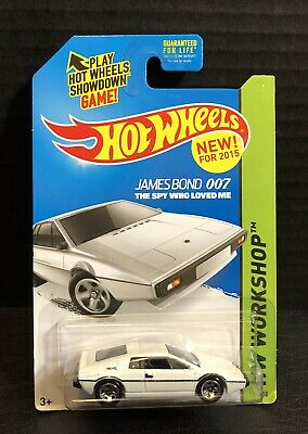 $ CDN5.95 • Buy James Bond 007 - Lotus Esprit S1 - Spy Who Loved Me - Hot Wheels -2013 -  New