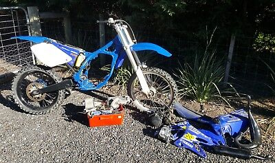 AU350 • Buy Yamaha Yz125 Wrecking/parting Out. 02 Model.