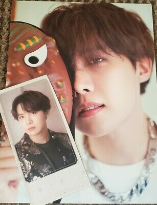 $13.99 • Buy BTS Summer Package Mini Poster & Photo Card Poster 2019 (J-HOPE)